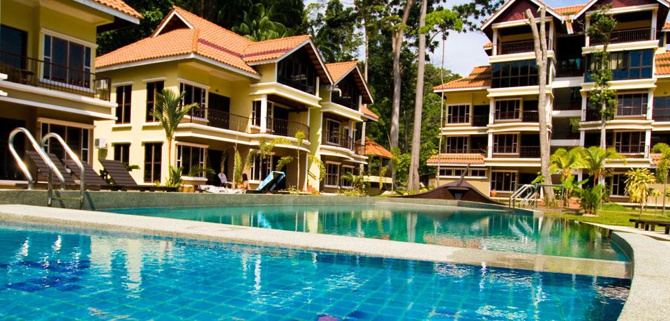 Anjungan Beach Resort and Spa