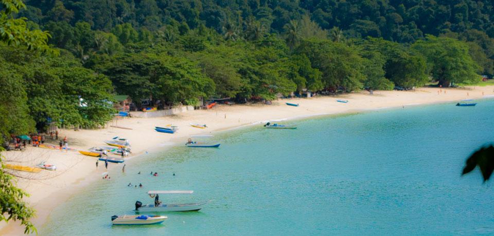 Pangkor Island Beach Resort Website